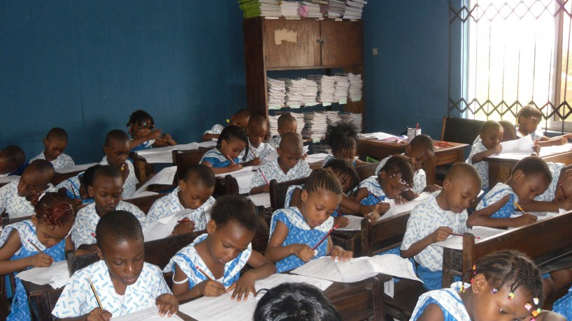 Monef; The School with a difference