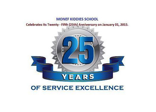 Monef School Anniversary